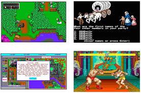 play over 2000 retro dos games for free