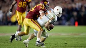 2005 Usc Football Roster Usc Vs Texas 2006 Rose Bowls Best Nfl Careers Si Com