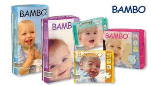<b>Подгузники</b> из органического хлопка <b>Bambo</b> (<b>Бамбо</b>) - без ...