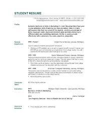 New Grad Resume Template Classy Graduate Student Resume Template Nursing Resume New Graduate Student