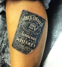 Jack Daniels 3d Tattoo Tattooshuntcom