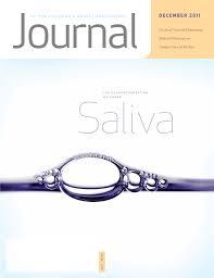 Pdf Lipid Characterization Of Human Saliva
