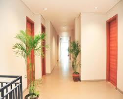 Alivio Suites Kuningan Full Facilities Room Biz District Legreen Kuningan Bed