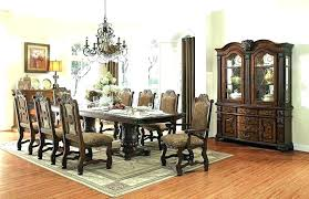 dining table for 10 large round dining table seats intended seating seat extendable and chairs kitchen