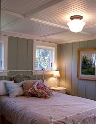 Dropped Ceiling Kitchen Basement Ceiling Idea Remove Drop Ceiling Paint Beams White And