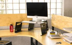stand up desk risers