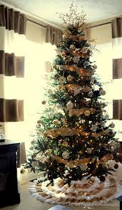 Decorating Ruffled Burlap Tree Skirt For Christmas Decoration IdeasChristmas Tree Skirt Clearance