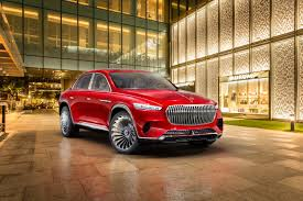 The larger mystery is the rate of the gls580 with the new engine. This Mercedes Benz Maybach Suv Concept Might Soon Become The Fanciest Car In The World Architectural Digest