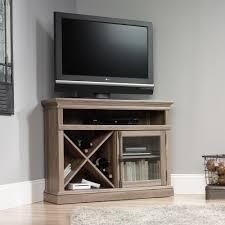 corner tv cabinet with gl doors home design ideas