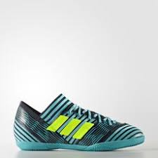adidas indoor soccer shoes youth. adidas - kids nemeziz tango 17.3 indoor boots legend ink /solar yellow/energy blue soccer shoes youth