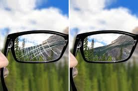 Lens coatings: <b>Anti</b>-<b>reflective</b>, scratch resistant, <b>anti</b>-fog, <b>UV</b>