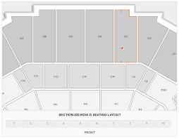 Grizzlies Memphis Fedex Forum Seating Chart