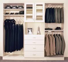 reach in closet design. Custom Reach In Closet Design