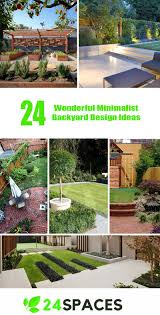 wonderful design ideas. Wonderful Minimalist Backyard Design Ideas O