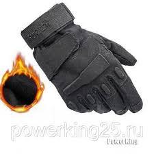 Полнопалые <b>тактические перчатки</b> зимние <b>Blackhawk</b>, цвет ...