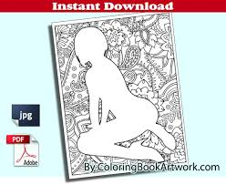 X Rated Coloring Books