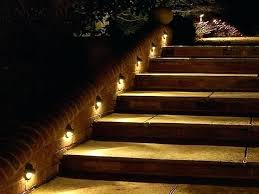 outdoor stair lighting lounge. Exterior Stair Lighting Outdoor Enlighten Your Outing Space With Deck Ideas Classic Step . Lounge R