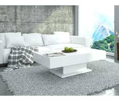 glossy white coffee table high gloss tables round on argos