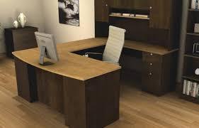 u shaped desk office depot. Desk:Executive Wood Desk Outstanding U Shaped Office Beautiful Executive With Depot