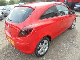 boughton cars vauxhall corsa 1 2i vvt sxi cat c insurance write off