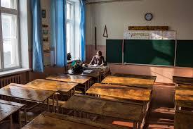 world away furniture. Marina Dobyri, A Ukrainian Language Teacher By Training, Puts On Lipstick  Before Heading To Her Job Running An After-school Program At Local Primary World Away Furniture