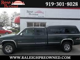 Used 2001 Chevrolet Silverado 1500 LS in Raleigh