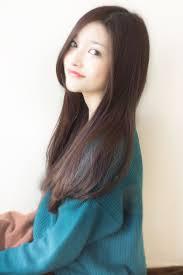 大人可愛い小顔ロングストレート 4622013 秋 冬髪型 ヘアカタログ