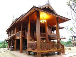 Thai House Designs Pictures Traditional Thai House My Sister Brother In Law House In