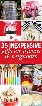 Inexpensive Christmas Gift Ideas  Happy Home FairyChristmas Gifts Inexpensive