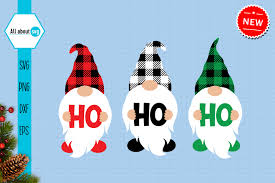 All contents are released under creative commons cc0. Christmas Buffalo Plaid Gnomes Svg Graphic By All About Svg Creative Fabrica
