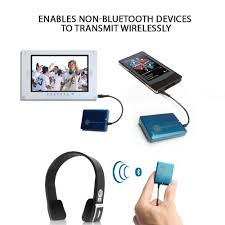 lg tv headphones. amazon.com: tv wireless headphones bluetooth headset kit with 3.5mm aux transmitter adapter by gogroove - bluevibe airband great for private listening lg tv