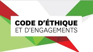 Image result for code d'éthique