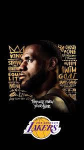 LeBron James Lakers Wallpaper iPhone HD ...