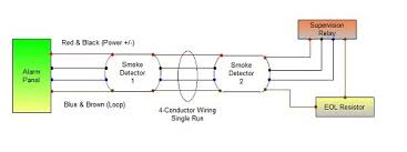 4 wire smoke alarm wiring diagram connecting 2 wire smoke Smoke Detector Wiring Diagram 4 wire smoke alarm wiring diagram connecting wire smoke detectors smoke detectors wiring diagram