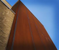 Cor ten steel Roofing Corten Steel Supplier Weltevree Corten Steel Irsm 41 Weathering Steel Available Exstock