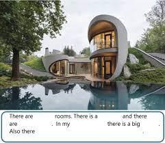 My Dream House worksheet