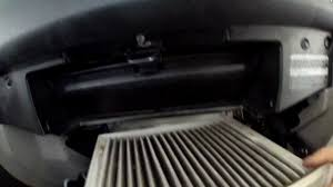 How to replace cabin air filter - Toyota 4Runner 2006 - YouTube