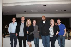 mystery playground major crimes co creator james duff and friends james duff detective mike berchem kathy mazur jonathan del arco d i johnson kendall sherwood and adam belanoff