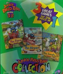 junior field trips junior field trips collection pc cd lets explore the farm