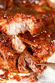 crock pot country style pork ribs