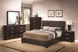 Leather Bedroom Furniture Wonderful Images Of Modern Leather Bedroom Furniture Home