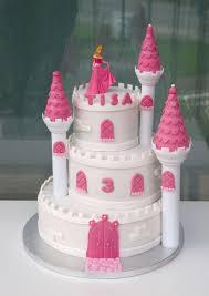 Princess Castle Cake Recipes Cake Castle Birthday Cakes