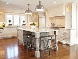Open floor plan kitchen renovation traditional-kitchen