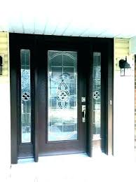 entry door replacement glass exterior doors outside with french inserts ideas me outside doors with glass