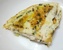 Como fazer omelete de claras!