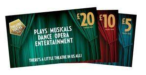 new theatre ns london theatre ticket gift vouchers gifts presents