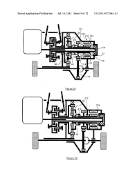 Speed variation transmission device for motor vehicle powertrain