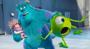 monster inc sulley roar. Simple Inc Mike_Sulley_Boo_monsters Inc To Monster Inc Sulley Roar L