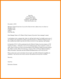 A Cover Letter With Dear Hiring Manager How To Write Without Contact