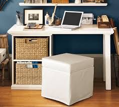 home office small desk. small office desk bedford antique white pottery barn home n